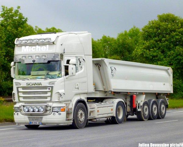 Scania Michel !!