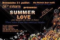 Soirée Summer Love