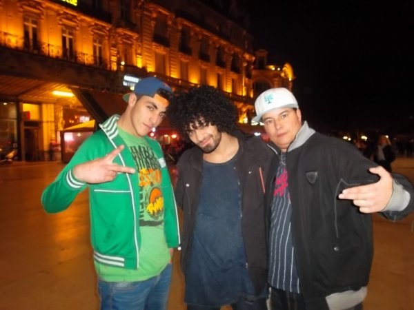 Montpellier (battle of the  year ) 2012