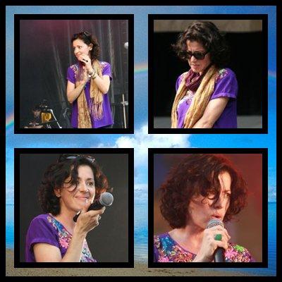 TINA ARENA a bruxelles le 20 septembre 2009