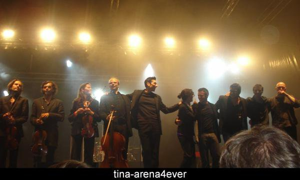 Tina Arena a charleroi