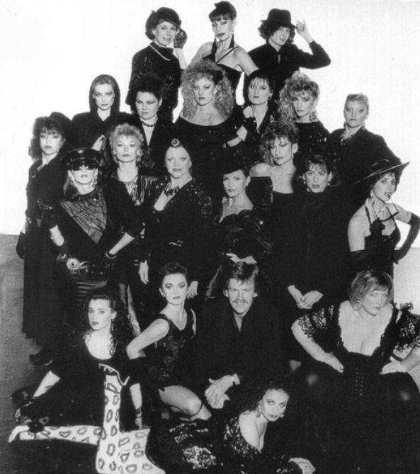 NINE comédie musicale 1987