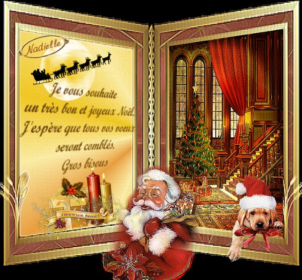 merci nadielle  pour ces beau cadeau bise caro