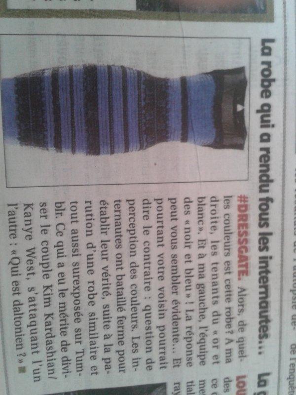 la robe qui a rendu fous les internautes