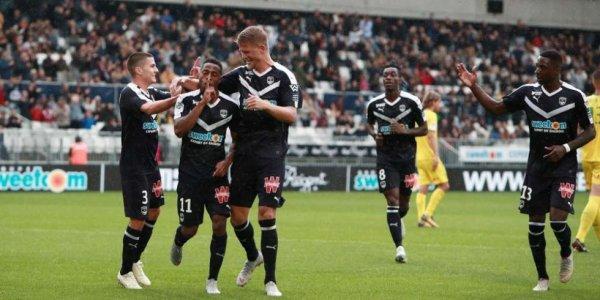 Les notes des Girondins face à Nantes : Kamano rejoint Neymar et Bamba