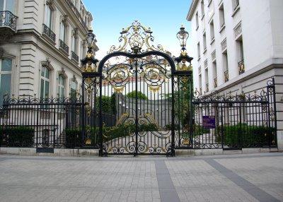 Ouverture du Abercrombie&Fitch à Paris