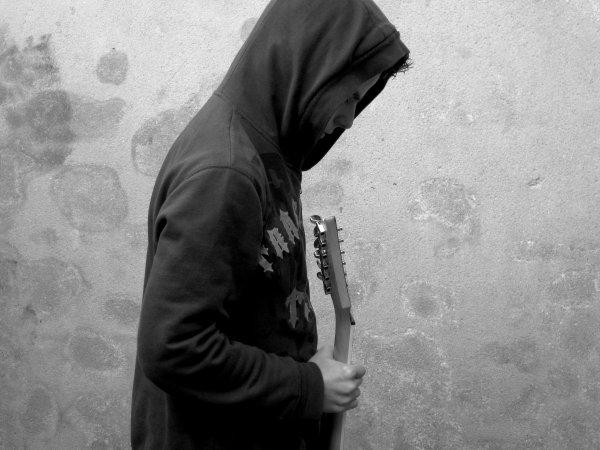 Jérém', guitariste