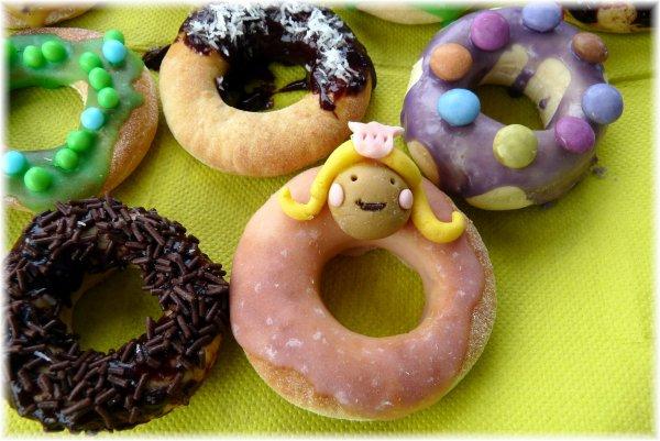 Recette ... Donuts au four !