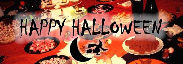 Organiser votre fête d'Halloween