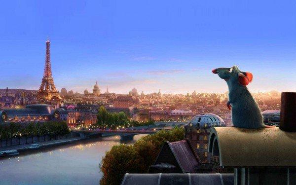 Ratatouille : L'aventure totalement toquée de Rémy - Disneyland Paris