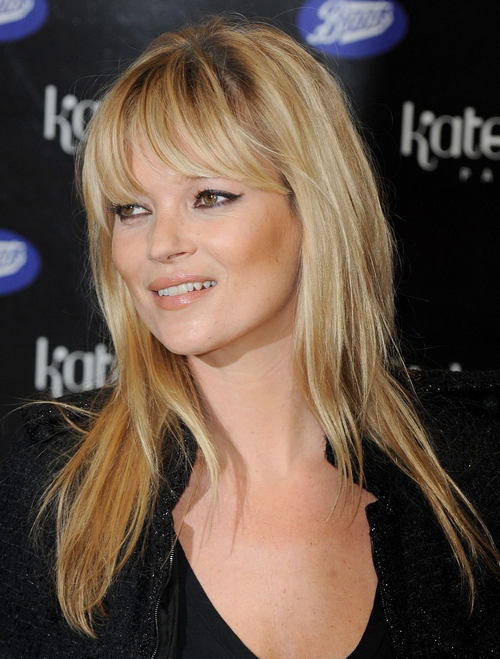 Kate Moss | 'Vintage Muse' Fragrance Signing in London
