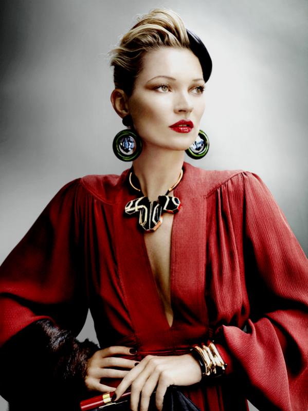 Vogue UK August 2011