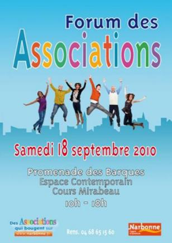 FORUM DES ASSOCIATIONS !!!!!!