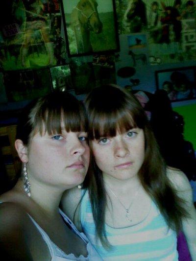 photo de moi est ma soeur