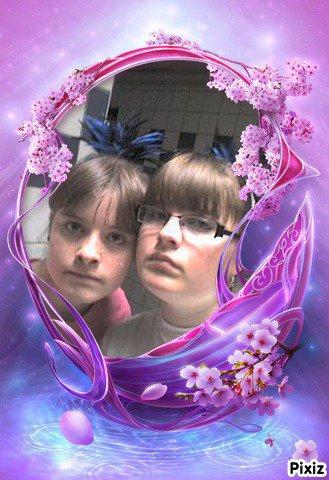 montage de moi est ma soeur jumelle bis  je t adore