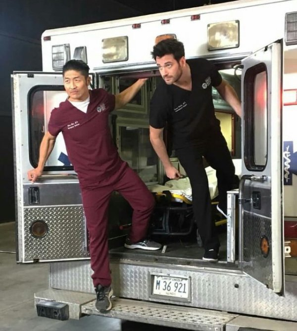 Ethan Choi & Colin Donnell
