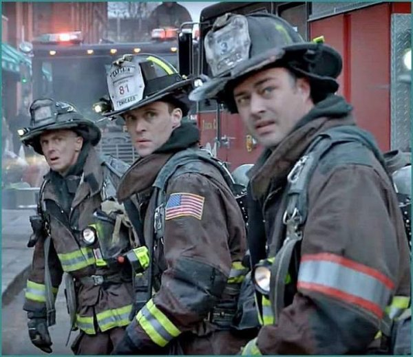 Hermann & Casey & Severide
