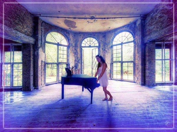 La Leçon de Piano avec Lilie...2