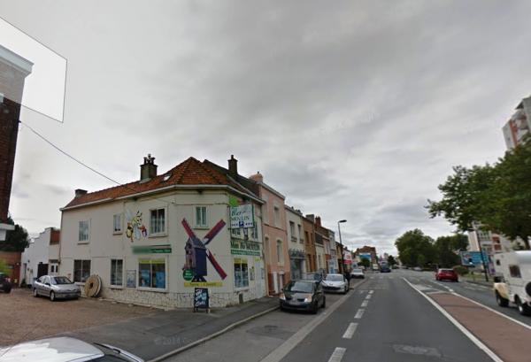 Le magasin 372 bd de la République à Dunkerque