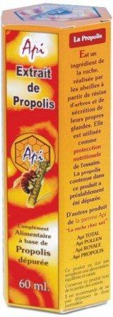 Extrait de propolis (60 ml) (~‿^)