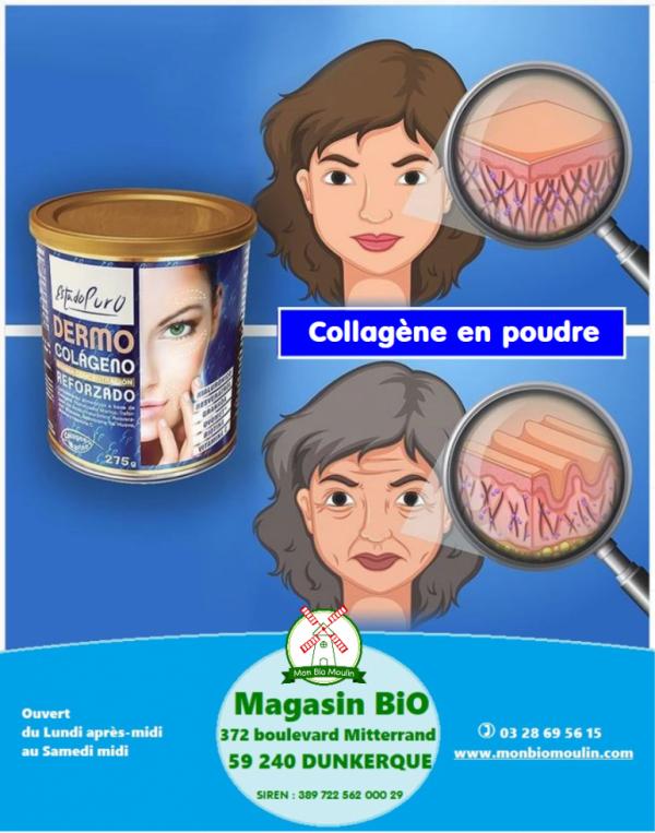 Dermo & Flexi Collagène (275gr net) Essence Pure