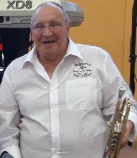 Alain trompettiste, flutiste, chanteur