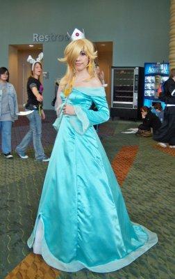 Harmonie mario the cosplay - Princesse dans mario ...