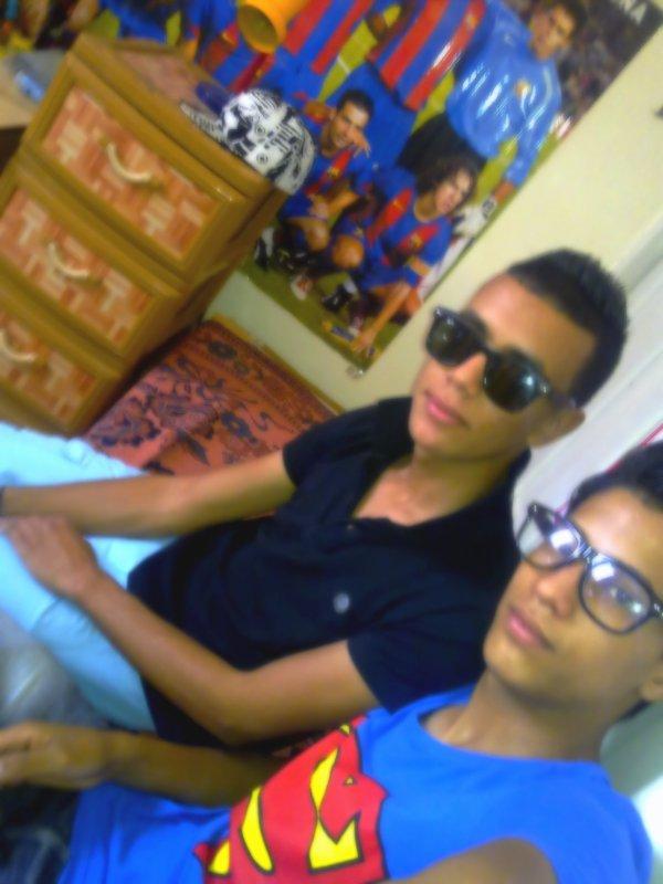 Moi Et Mon ami Monaim