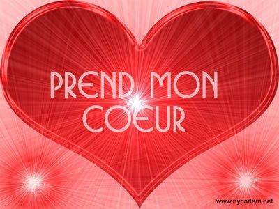 """Premier poème (""""Le coeur"""")"""