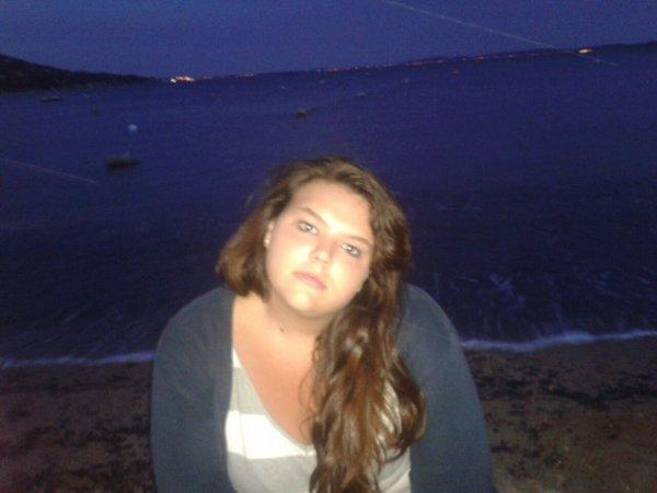 A la plage de carquierane