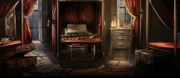 Harry Potter et le ménage