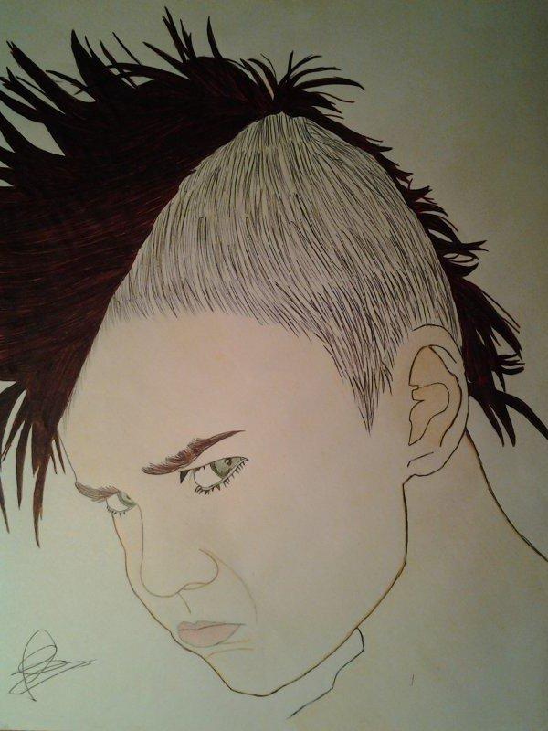 dessin fait avec modèle comme toujours :)