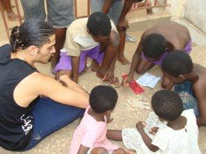 Offre de stage et mission camp chantier jeune humanitaire a l'étranger