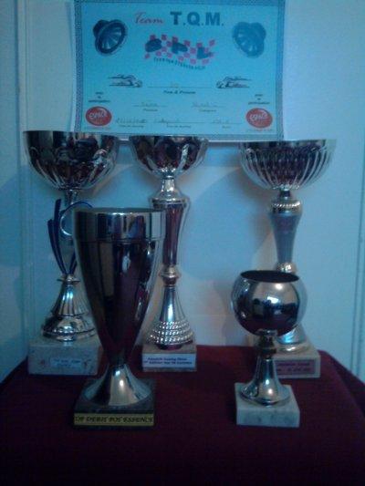les coupe de la xsara 2010