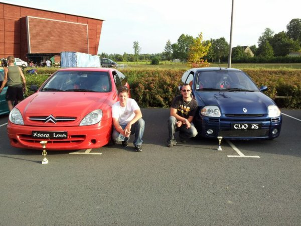Meeting pulsion tuning car