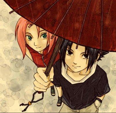 Sasuké & Sakura : amis ou ennemis!