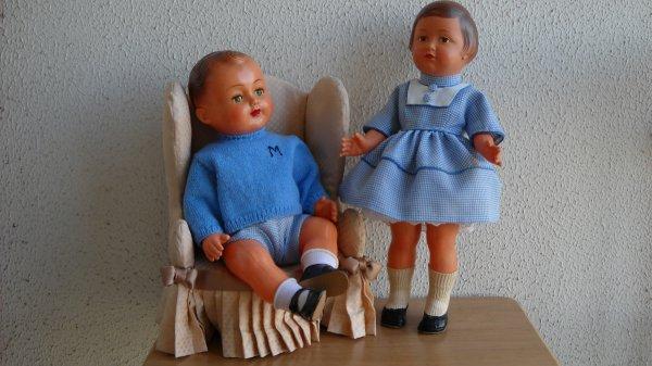M.& T. Michel et Françoise vont chez leurs petits amis.