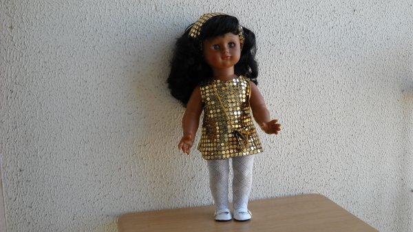 "Emilie Robe style ""1970"""
