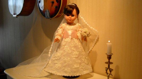 Le mariage de Marie-Françoise.