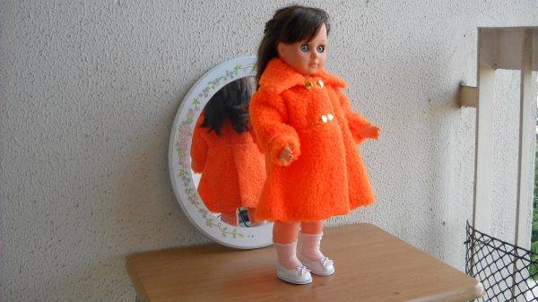 Le manteau de fourrure de Marie-Françoise.