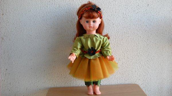 La princesse de la foret ou La fée des bois.