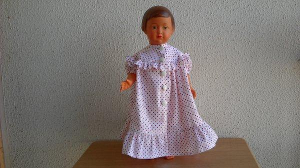Une pimpante robe de chambre.
