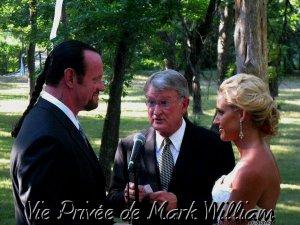 Vie Privée de Mark William Calaway
