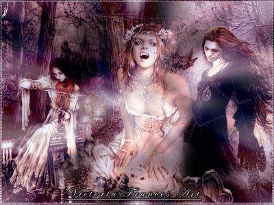 trop belle les vampire
