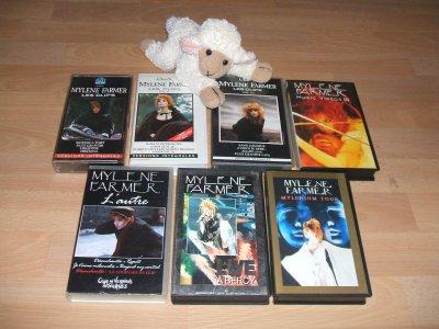 VHS Mylène Farmer