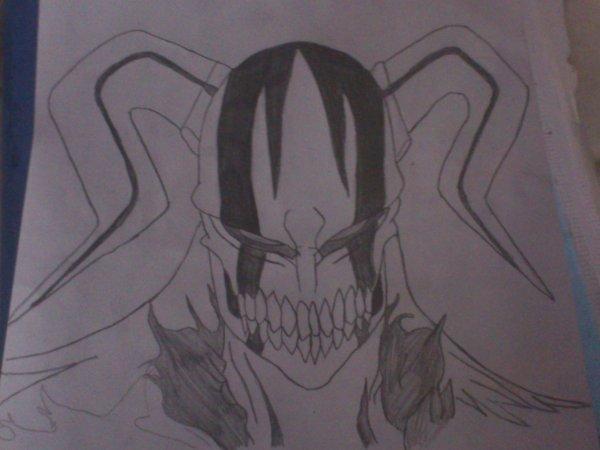 ichigo hollow forme complète