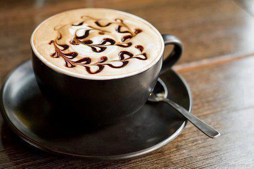 mon cafee matin =D