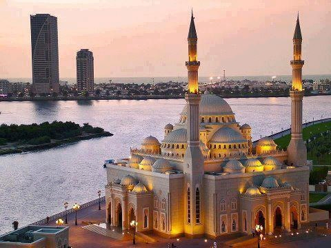 Mosquée Masha allah