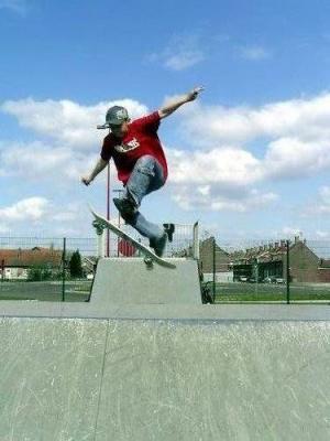 moi en skate