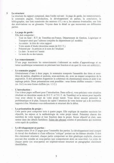 Méthodologie Du Projet Tutoré Blog Du Département Glt De